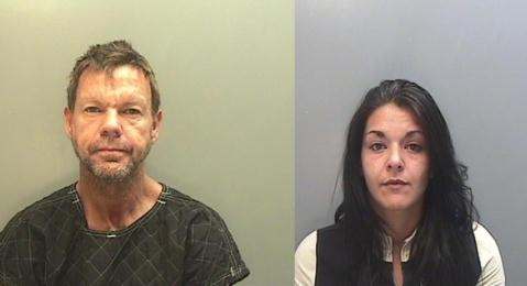 """Couple jailed for """"sex tapes"""" blackmail of Cheshire man"""