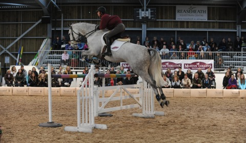 Top showjumper Ben Maher thrills Reaseheath crowd in Nantwich