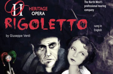 REVIEW: Heritage Opera's Rigoletto, Nantwich Civic Hall