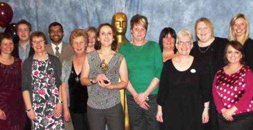 South Cheshire NHS workers praised at awards event