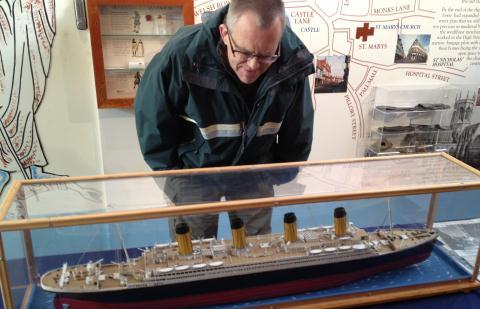 Nantwich venues commemorate centenary of Titanic sinking
