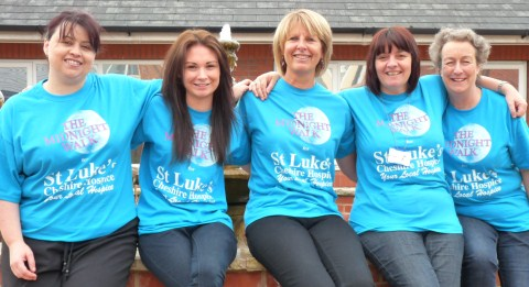 St Luke's Hospice issues Midnight Walk plea to Nantwich women
