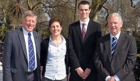 Nantwich college dairy student among top four in the UK