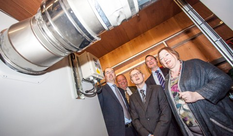 Nantwich energy firm's lead role in Anglesey biomass project