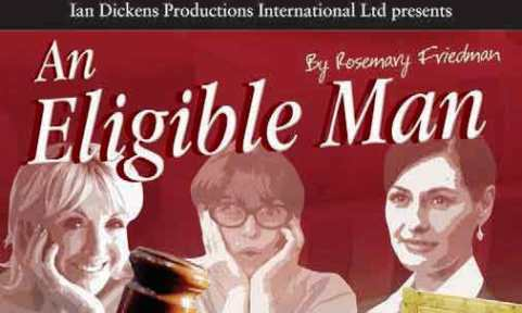 Review: 'An Eligible Man' at Crewe's Lyceum Theatre