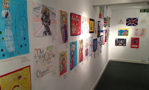 Nantwich Museum displays work of town's school pupils