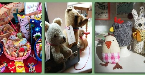 Vintage Handmade Fair takes place at Woore Victory Hall