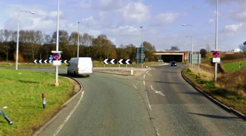 £7.5million scheme agreed to improve M6/A500 at junction 16