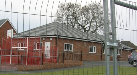 New Stapeley community hall