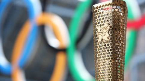 Nantwich Museum plays host to Olympic Torch and workshops