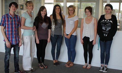 Nantwich Olympic hopeful inspires South Cheshire College students