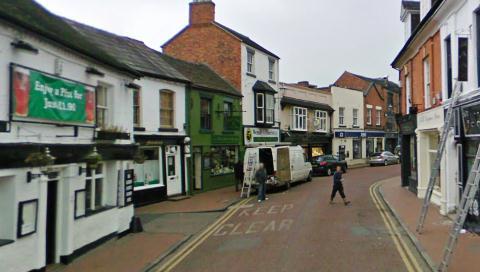 St Luke's Hospice plan to open new Nantwich store
