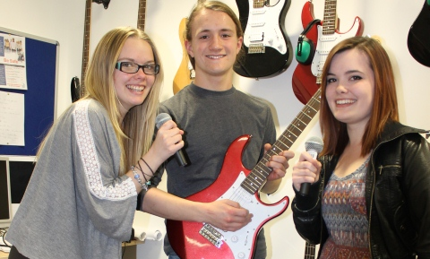 College students to play at Royal Garden opening in Wistaston