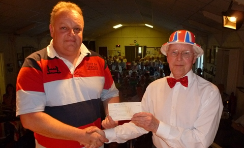 Nantwich concert by Ukulele Society raises £250 for Help For Heroes