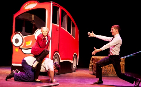 """Wheels on the Bus"" UK show arrives in Crewe and Nantwich"