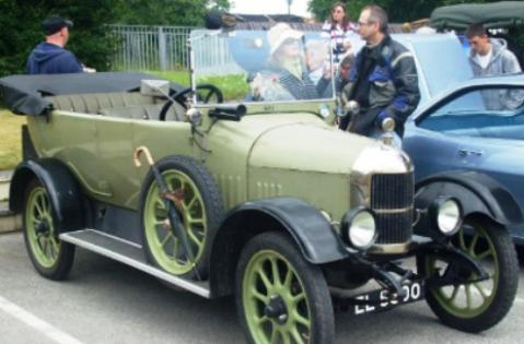 Nantwich pub to stage Classic Car rally for RP charity