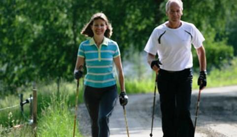 Nantwich residents urged to take up Nordic Walking