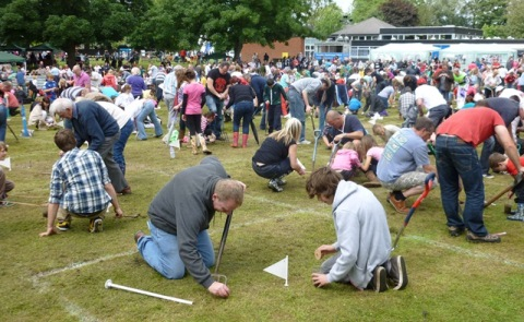 Nantwich village gears up for 34th World Worm Charming Championships