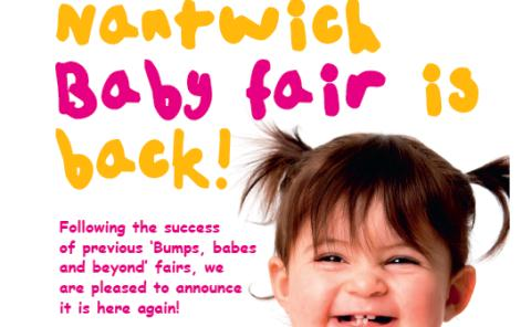Nantwich Baby Fair to raise funds for One in Eleven appeal