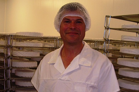 Nantwich Show Cheese Industry Award winner unveiled