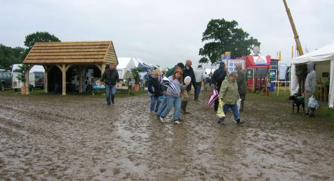 Organisers cancel Nantwich Show after site is left flooded