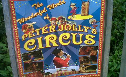 Peter Jolly's Circus to wow Nantwich crowds