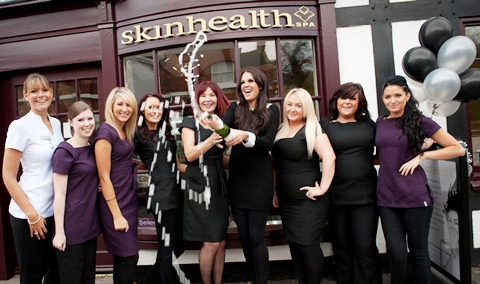 Nantwich health spa's top marks six months after launch