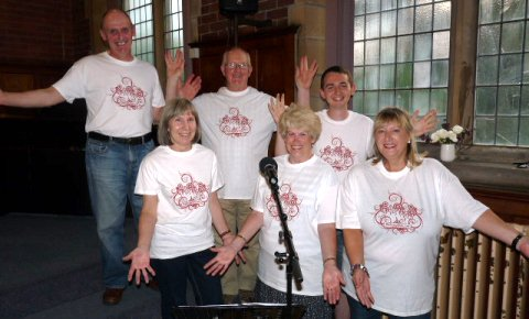 Nantwich-based TheFunkyChoir receives Wulvern backing