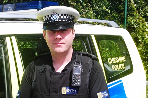 PC Anthony Hayhurst