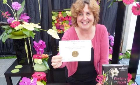 Reaseheath College triumphs again at RHS Flower Show, Tatton