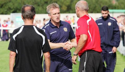 Match report: Nantwich Town 0 Crewe Alexandra 3