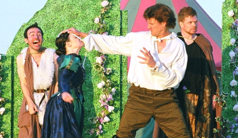 Chapterhouse Theatre to stage open air Shakespeare in Nantwich