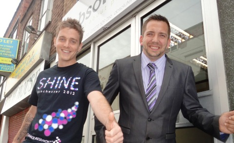 Nantwich man stages local charity walk for Cancer Research UK