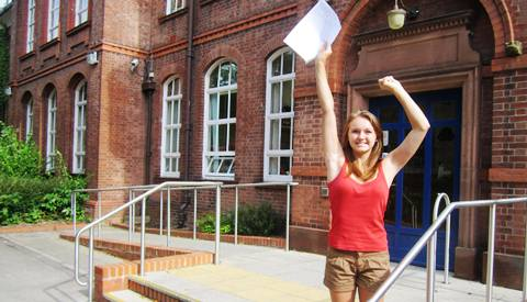 Young Malbank School pupil scoops AS Level three years early