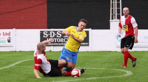 Evo-Stik match report: Ashton United 2 Nantwich Town 1
