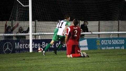 Evo-Stik Premier match report: Nantwich Town 1 Kendal Town 1