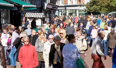 Warning to motorists to plan Nantwich Food Festival journey