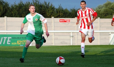 Pre-season match report: Nantwich Town 1 Stoke City 2