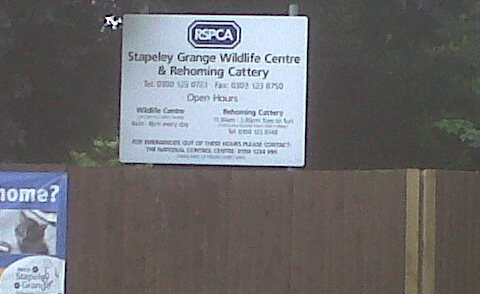 RSPCA Stapeley Grange wildlife centre issues volunteer appeal