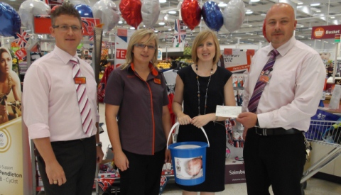 One in Eleven Appeal boosted by Nantwich Sainsbury's staff