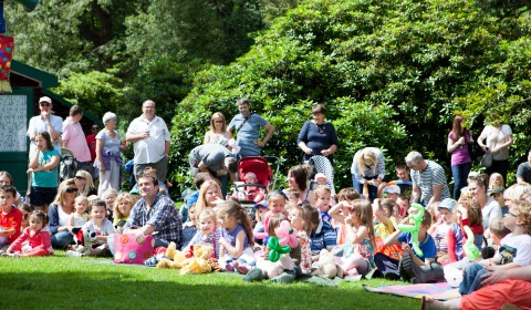 Over 1,000 enjoy Choldmondeley Castle picnic for One in Eleven Appeal