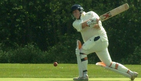 Nantwich CC 1sts record third league win away at Grappenhall