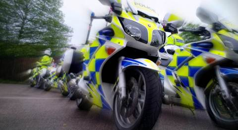 Motorcyclists face crackdown from unmarked police bikes