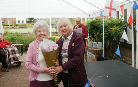 "Richmond Village Nantwich residents scoop ""Olympic"" prizes"