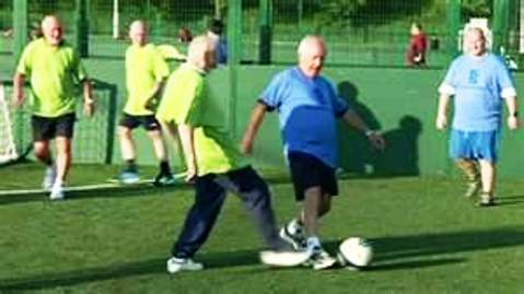 """Walking Football"" event to be staged at Nantwich Town FC"