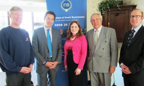 MP Timpson outlines support for Crewe & Nantwich business owners
