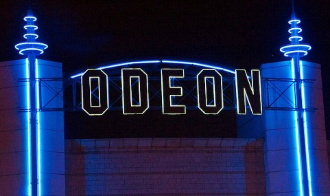 Odeon Cinema (pic by zzathras777)