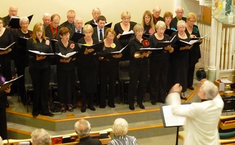 The Wistaston Singers looking to unearth new choir talent