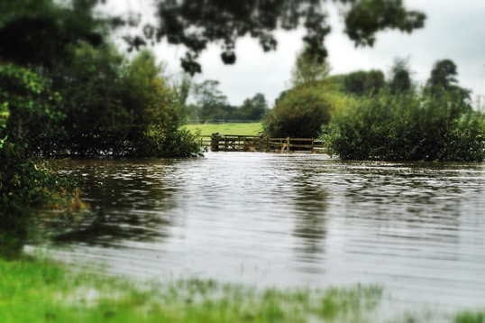 Cheshire Police issue floods warning to drivers and residents