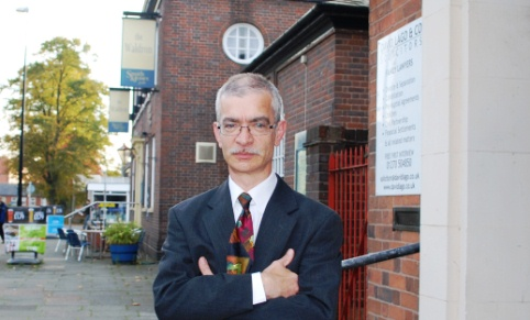 Family lawyer quits Crewe for new Nantwich offices